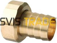 """675 STD 3/4""""x10 Adapter za crijevo sa kapom matice Ž"""
