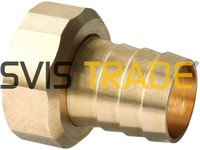 "675 STD 3/4""x14 Adapter for hose with cap nut F"