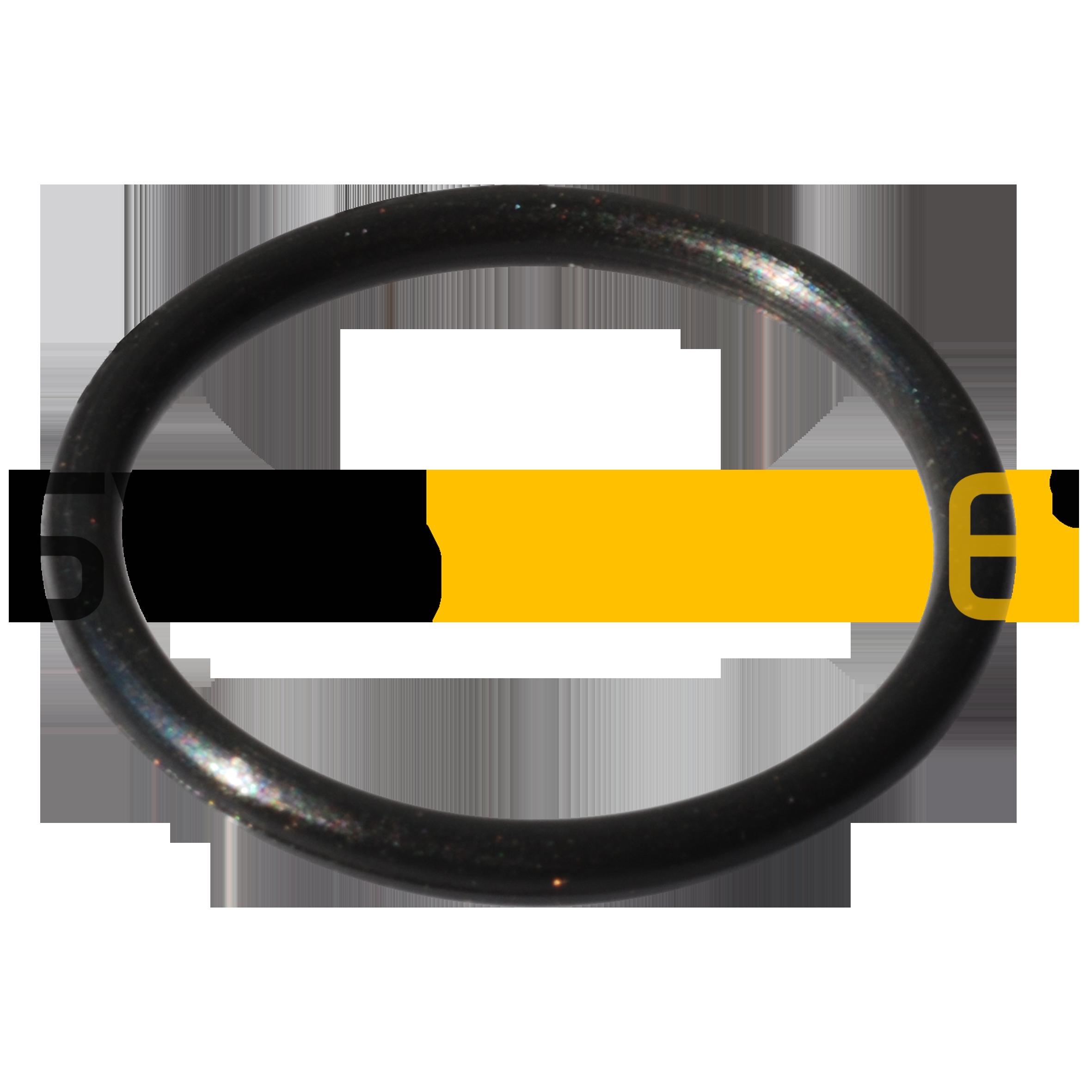 O-kroužek černý 24x2,5 mm NBR 70SH