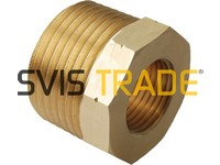 "Brass reduction G1""xRp3/4"" 241 MF GAS"