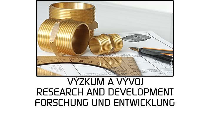 Výzkum a vývoj