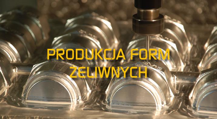 Výroba forem