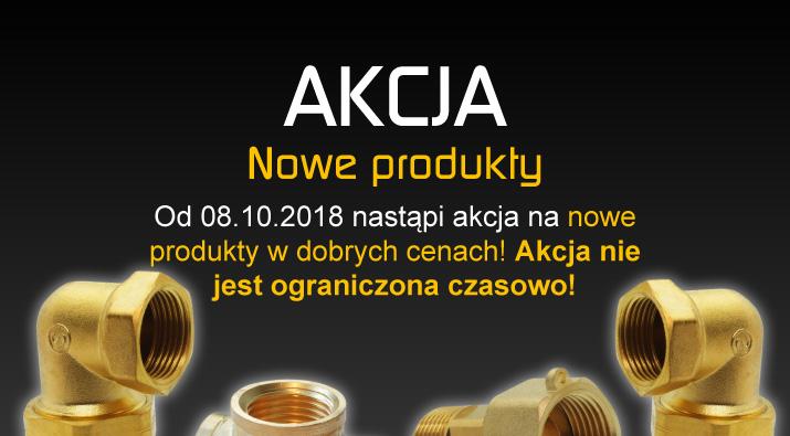 Akce nové výrobky